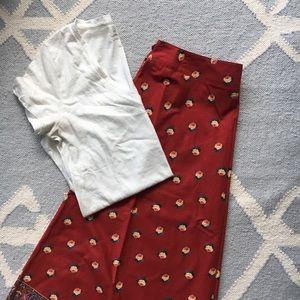 Ralph Lauren / Handkerchief Skirt / Size 14